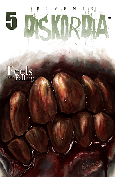 Diskordia issue 5