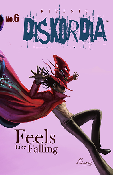 Diskordia issue 6